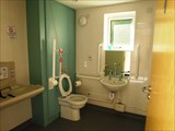 Steeple Morden Village Hall Disabled Toilets